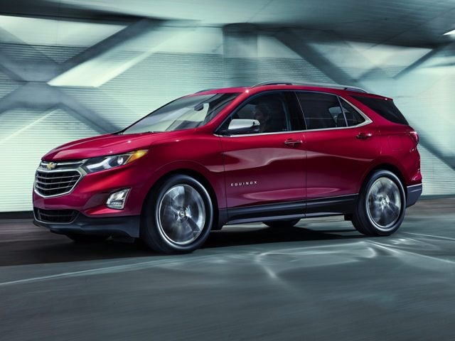 2019 Chevrolet Equinox Lt In Grand Forks Nd Rydell Cars