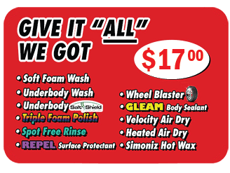 Rydell Car Wash >> Automated Car Wash In Grand Forks Nd Rydell Car Wash