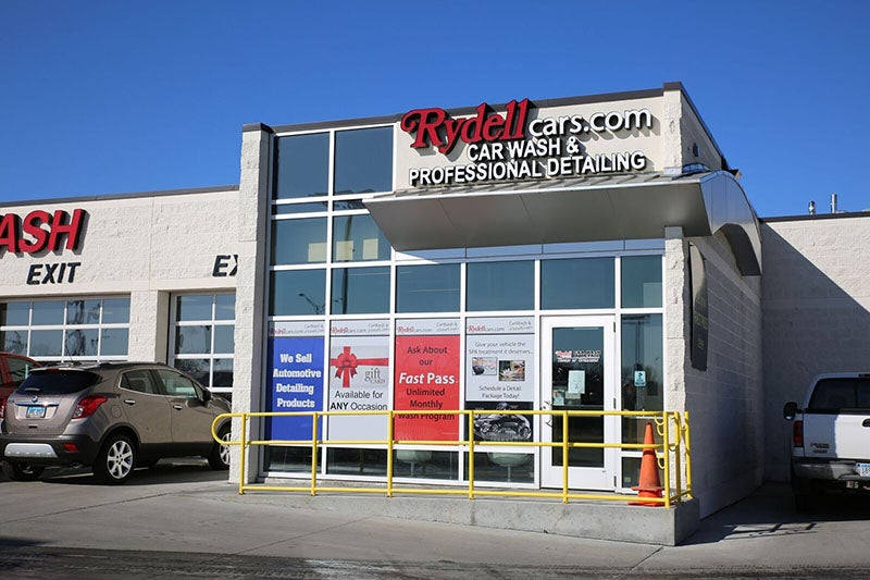 Rydell Car Wash >> Rydell Detail Center | Auto Detailing in Grand Forks, ND
